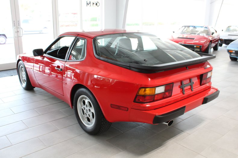 For Sale 1986 Porsche 944 5k Original Miles!