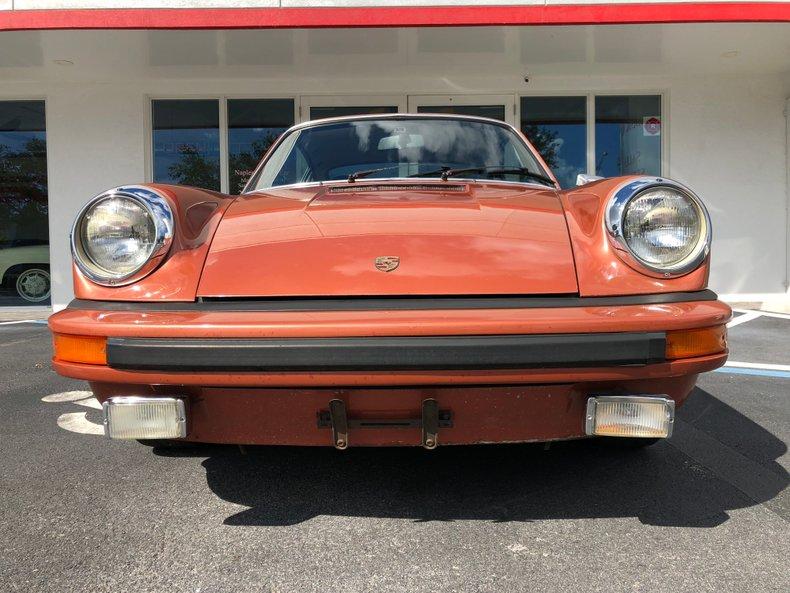 For Sale 1974 Porsche 911 2.7 Liter Engine
