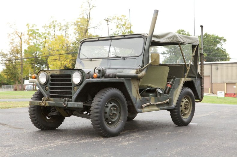 1968 Ford M151A