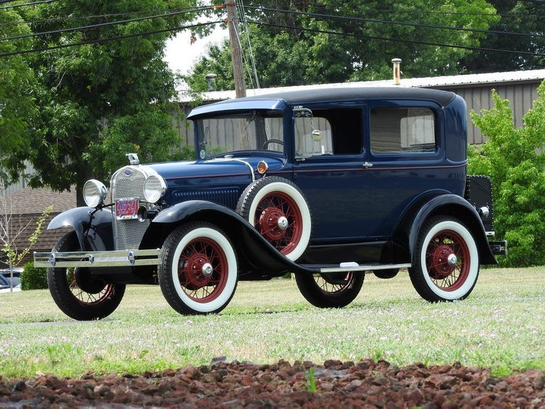 1930 Ford Model