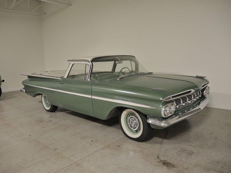 1959 Chevrolet El