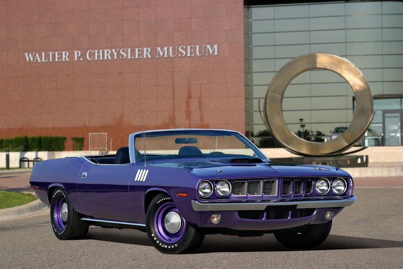 1971 Plymouth Hemi