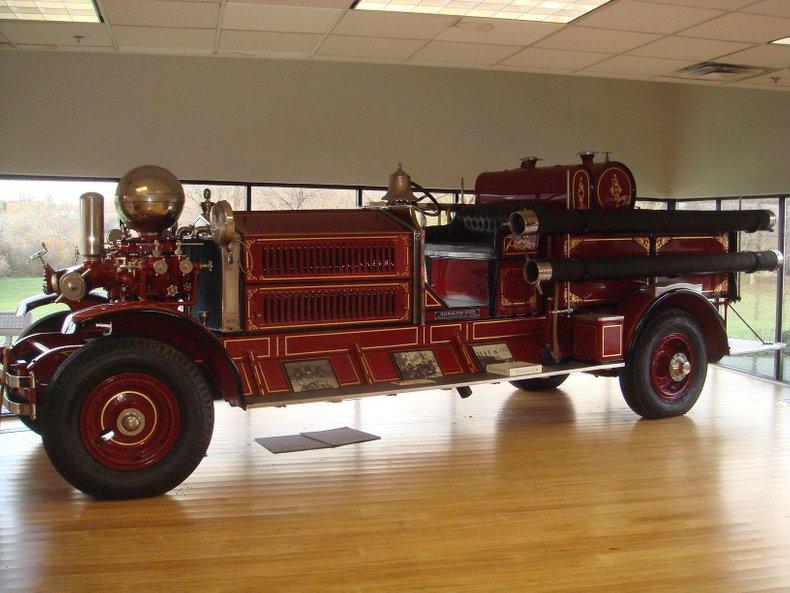 1928 Ahrens-Fox Fire