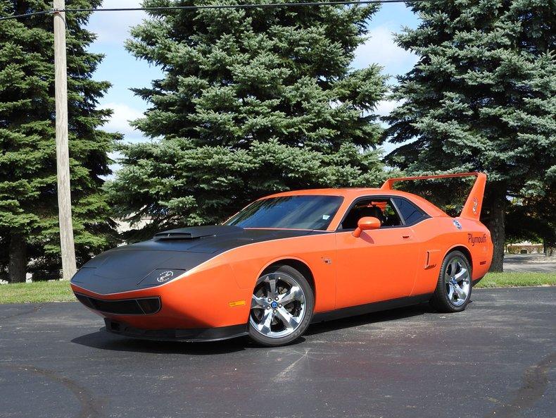 2009 Dodge Challenger / Superbird