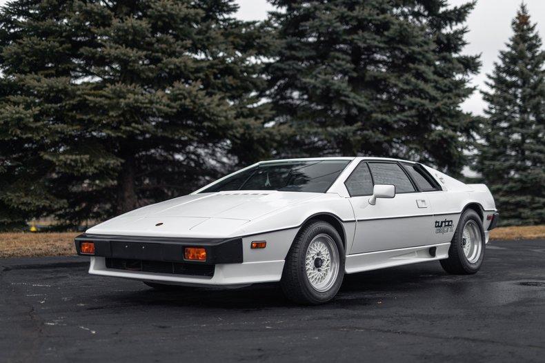 1987 Lotus Esprit Turbo