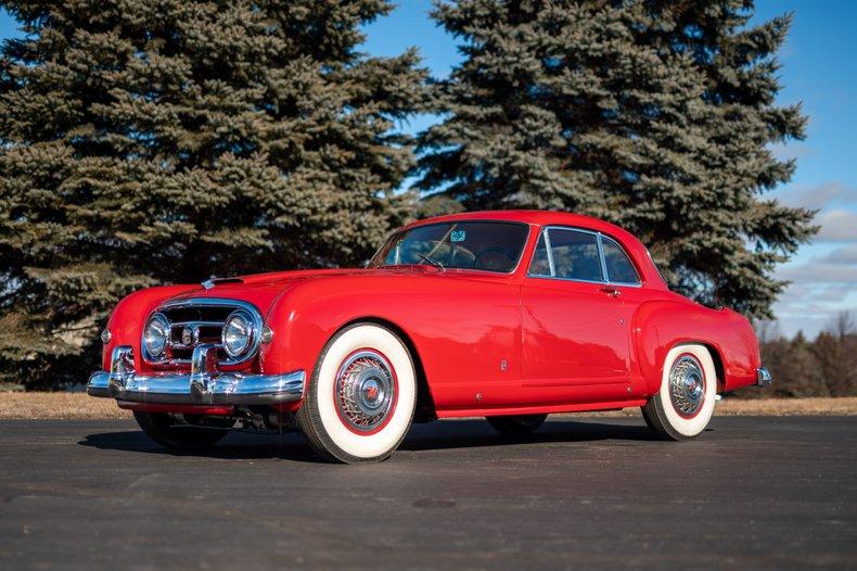 1953 Nash-Healey Coupe
