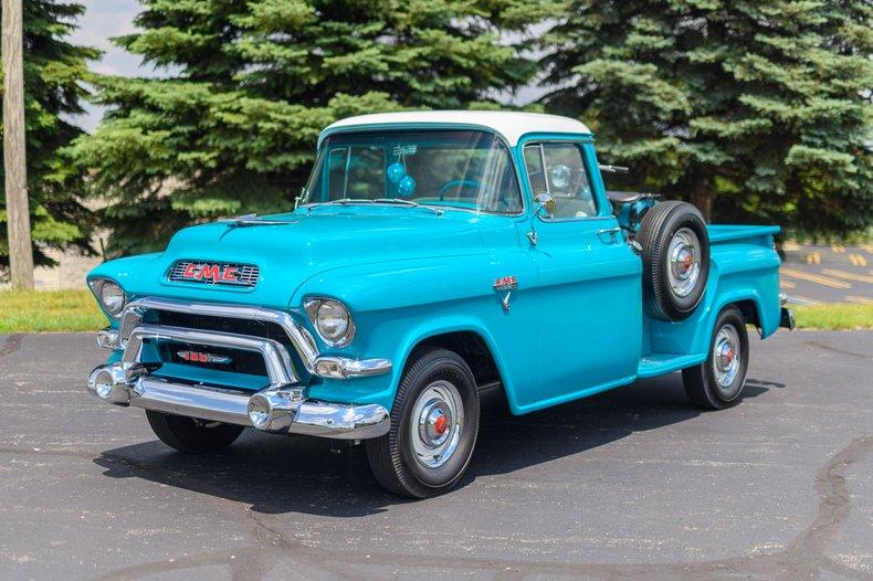 1956 GMC 100 1/2 Ton Pickup Truck