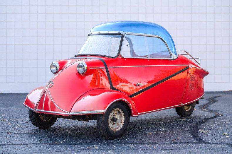 1958 Messerschmitt KR200