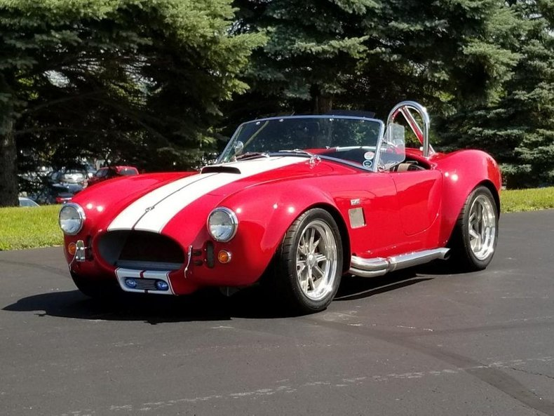 1965 Cobra Factory Five