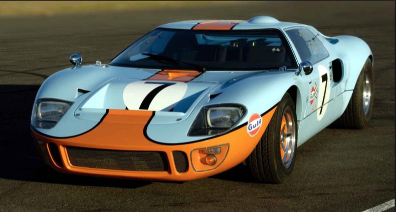 1966 CAV GT40