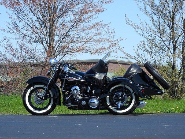 1942 Harley Davidson UL74