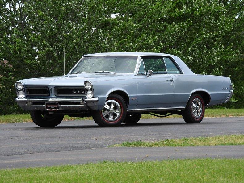 1965 Pontiac GTO,