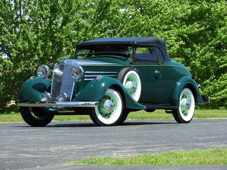 1934 Vauxhall BX