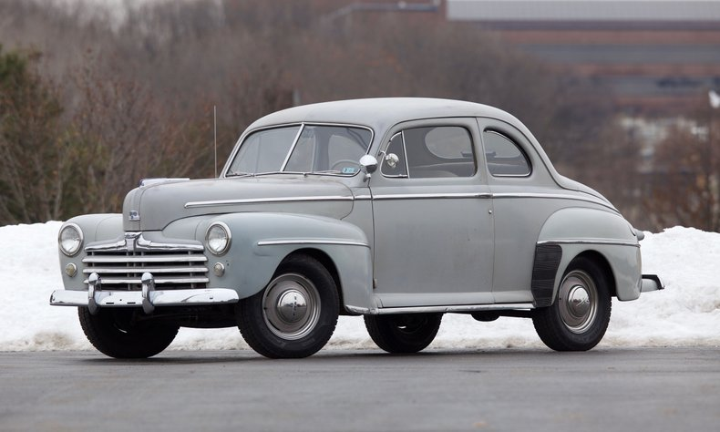 1948 Ford Super
