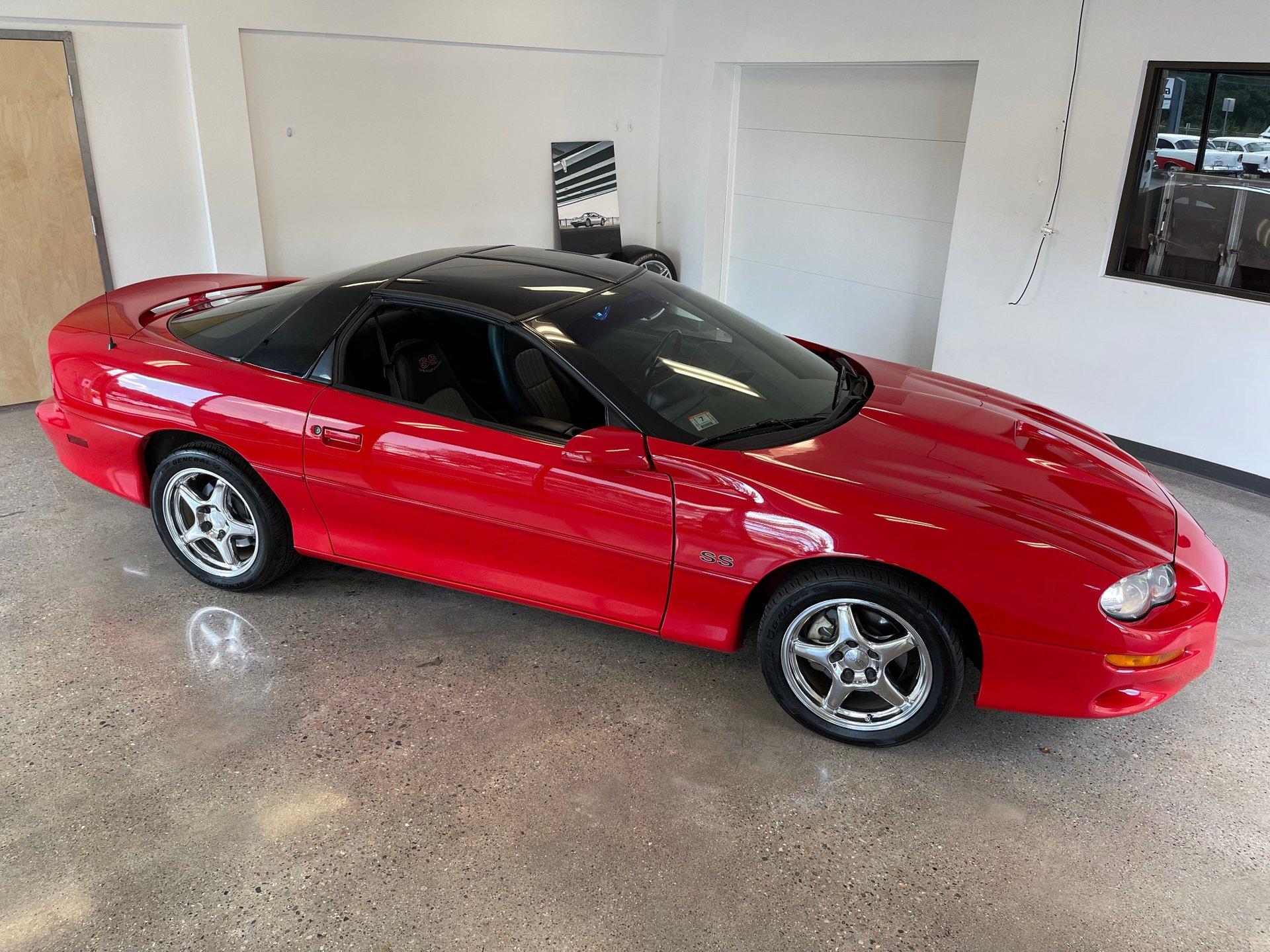 2000 chevorlet Camaro