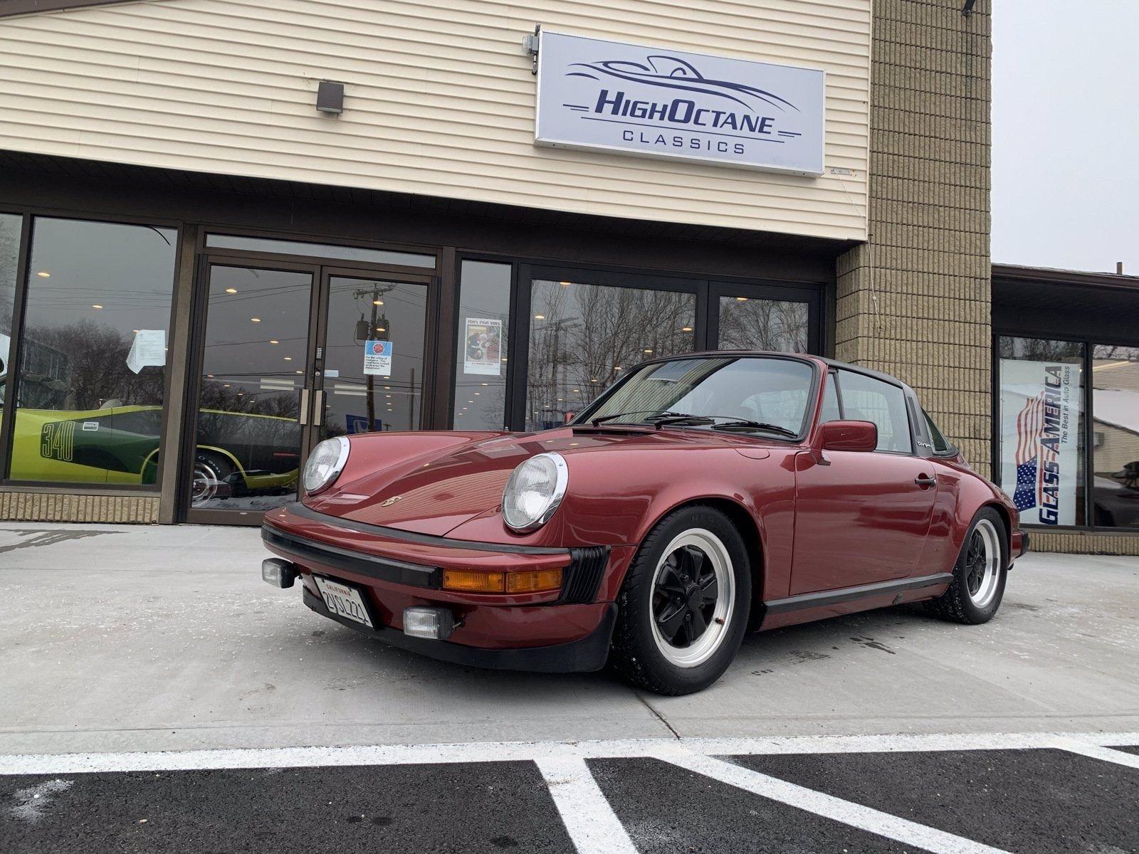 1981 Porsche 911 Targa