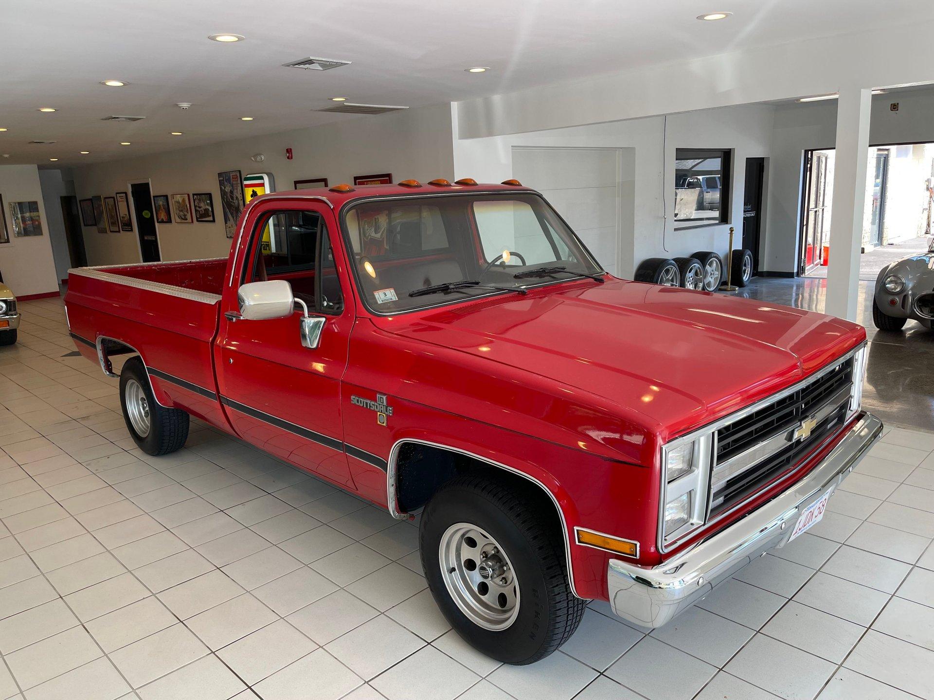 1985 Chevrolet CK1500