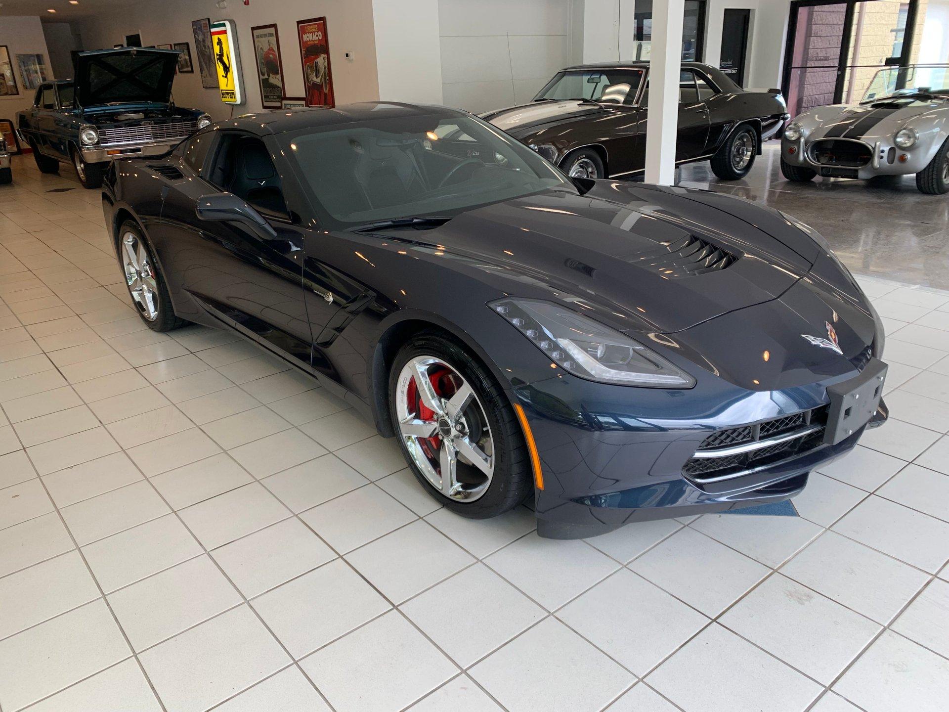 2014 chevorlet Corvette