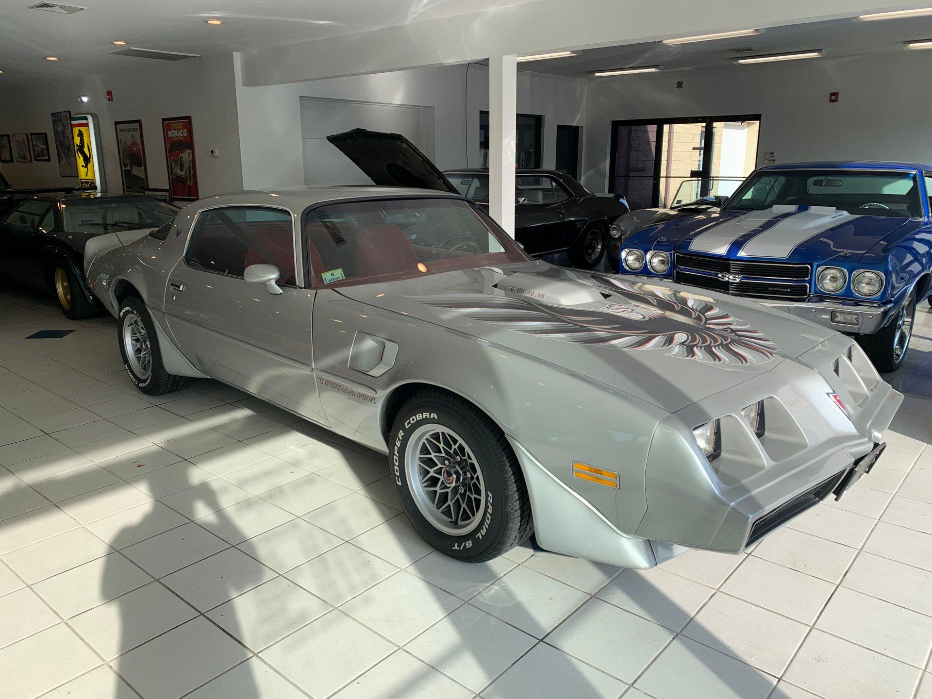 1980 Pontiac Trans-Am