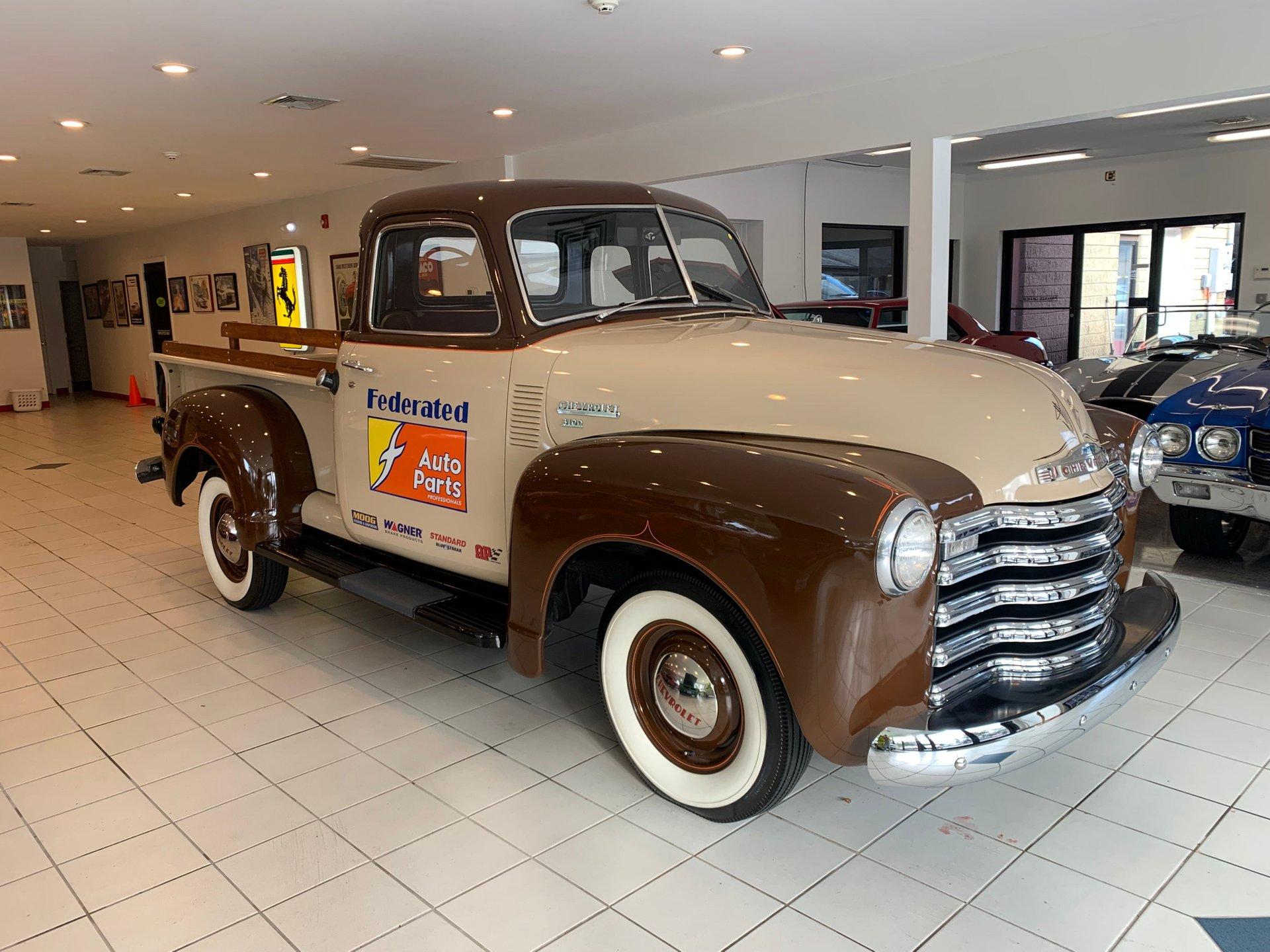 1951 chevorlet 3100