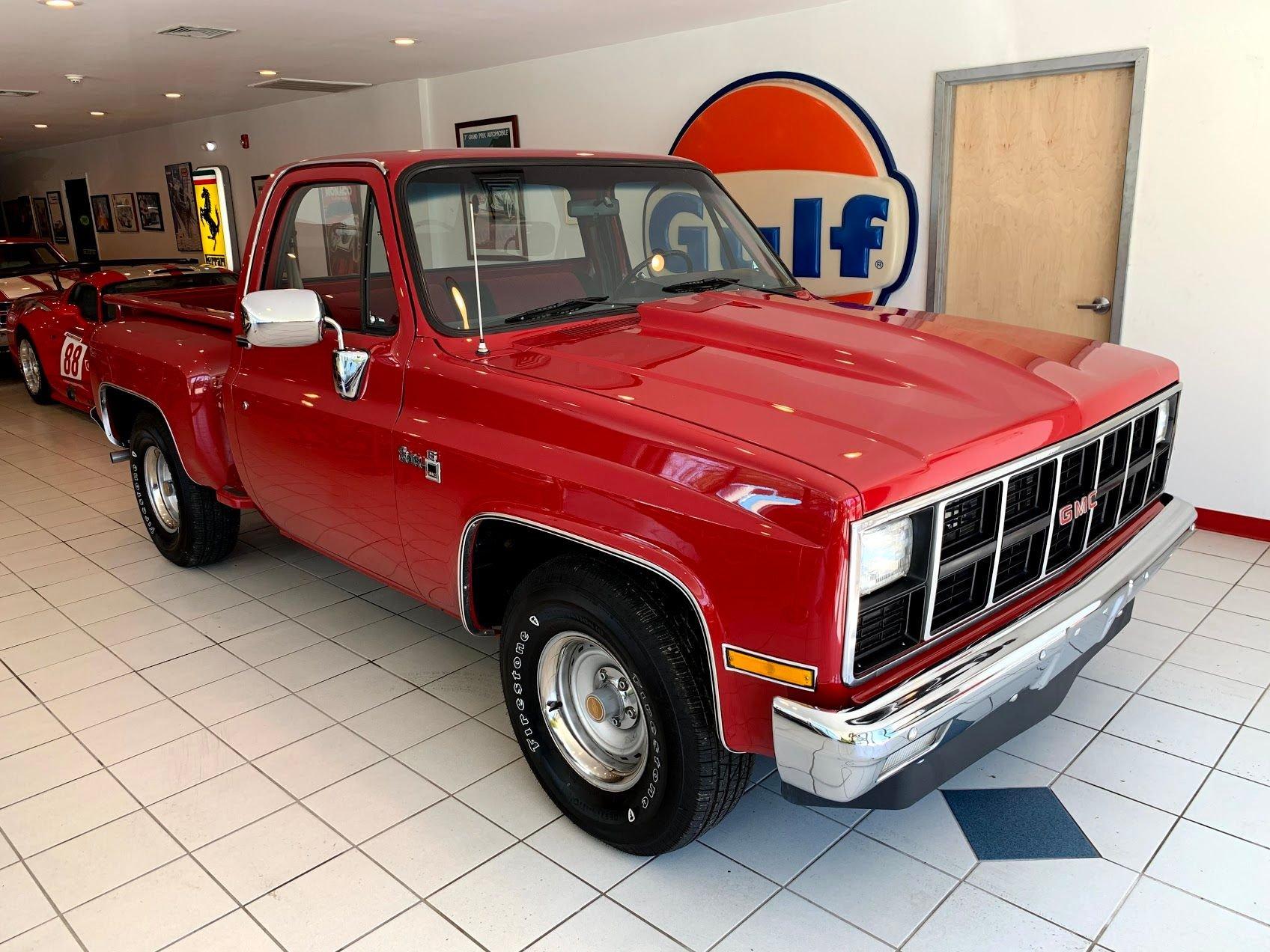 1981 GMC C/K 1500
