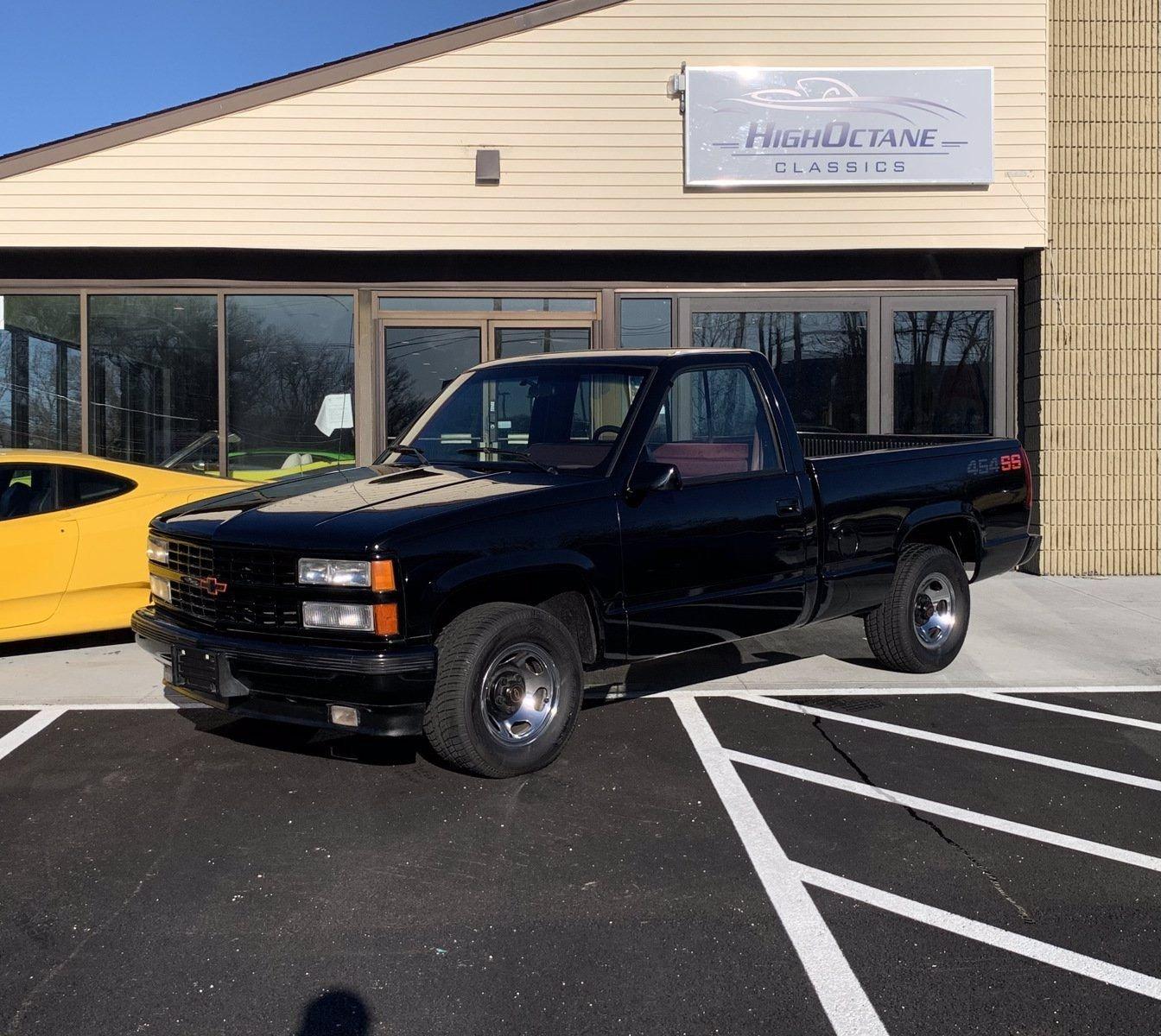 1990 Chevrolet 1500 Pickup SS