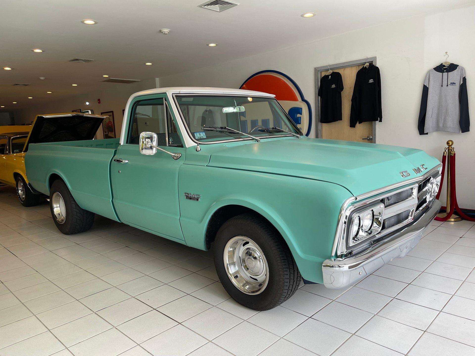 1968 GMC CE20