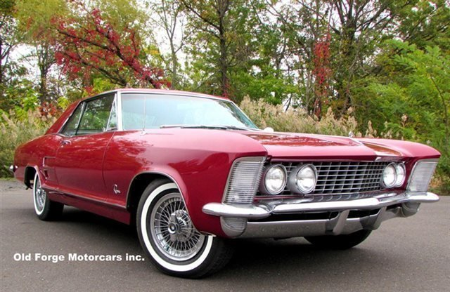 1964 buick riviera dual quads coupe