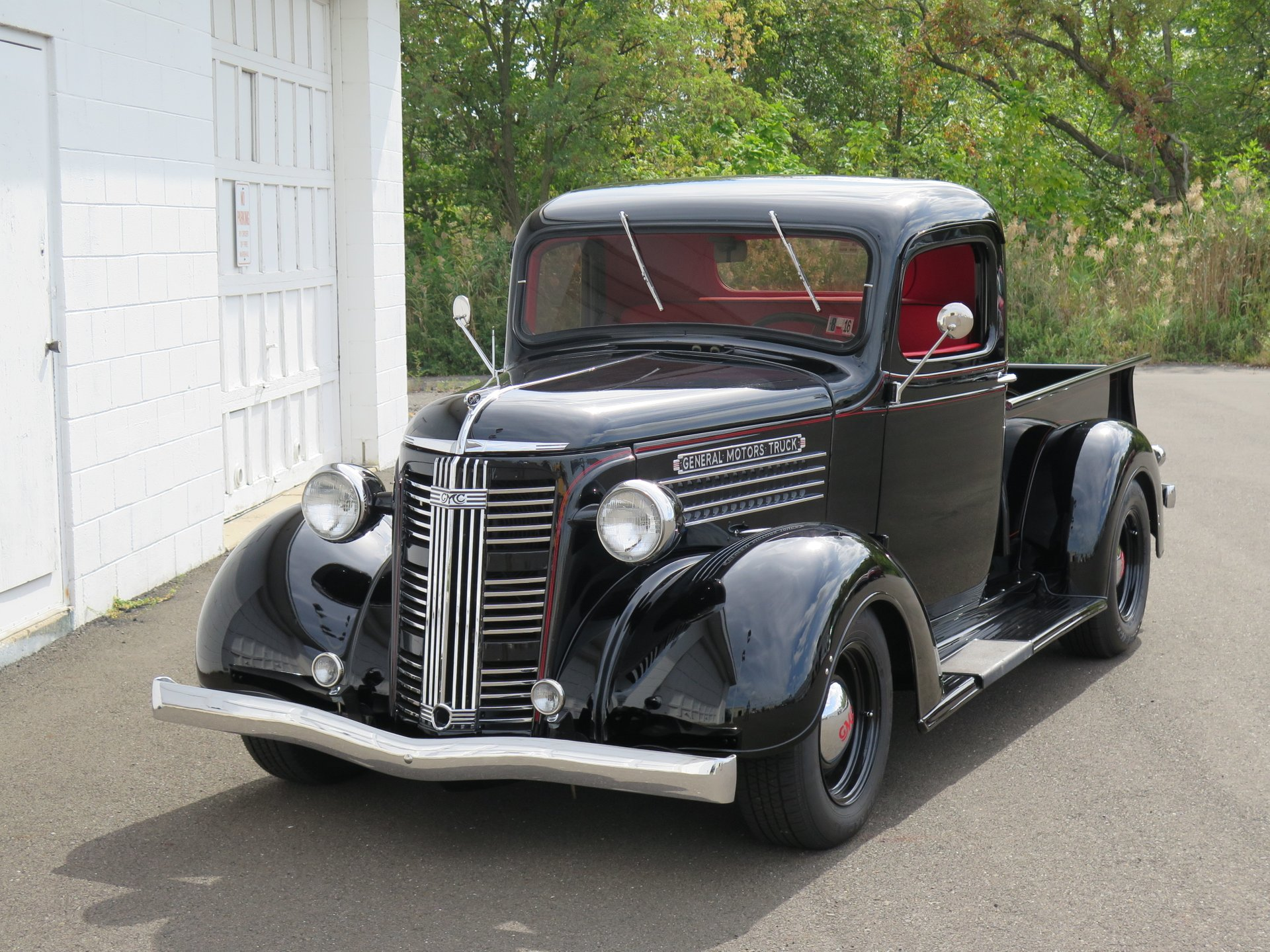 1937 gmc 1 2 ton pickup