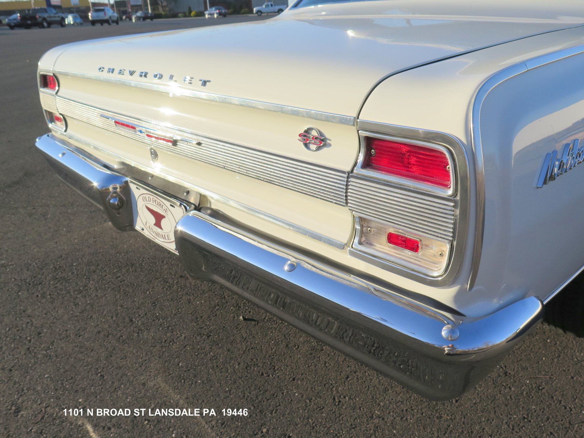 1964 Chevrolet Malibu SS | OLD FORGE MOTORCARS INC