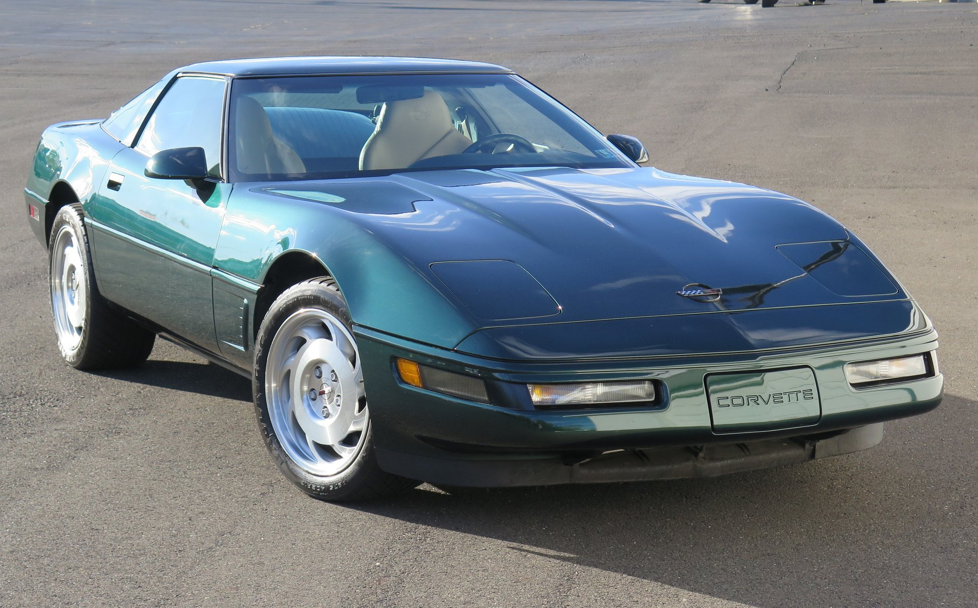 1995 chevrolet corvette z07 low mileage