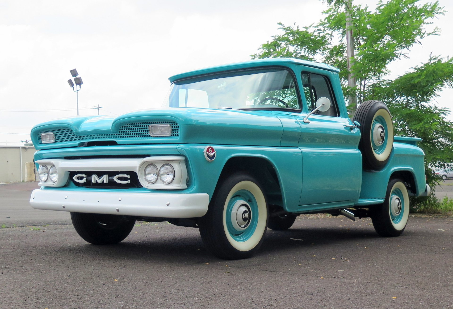 1960 gmc 1 2 ton pickup