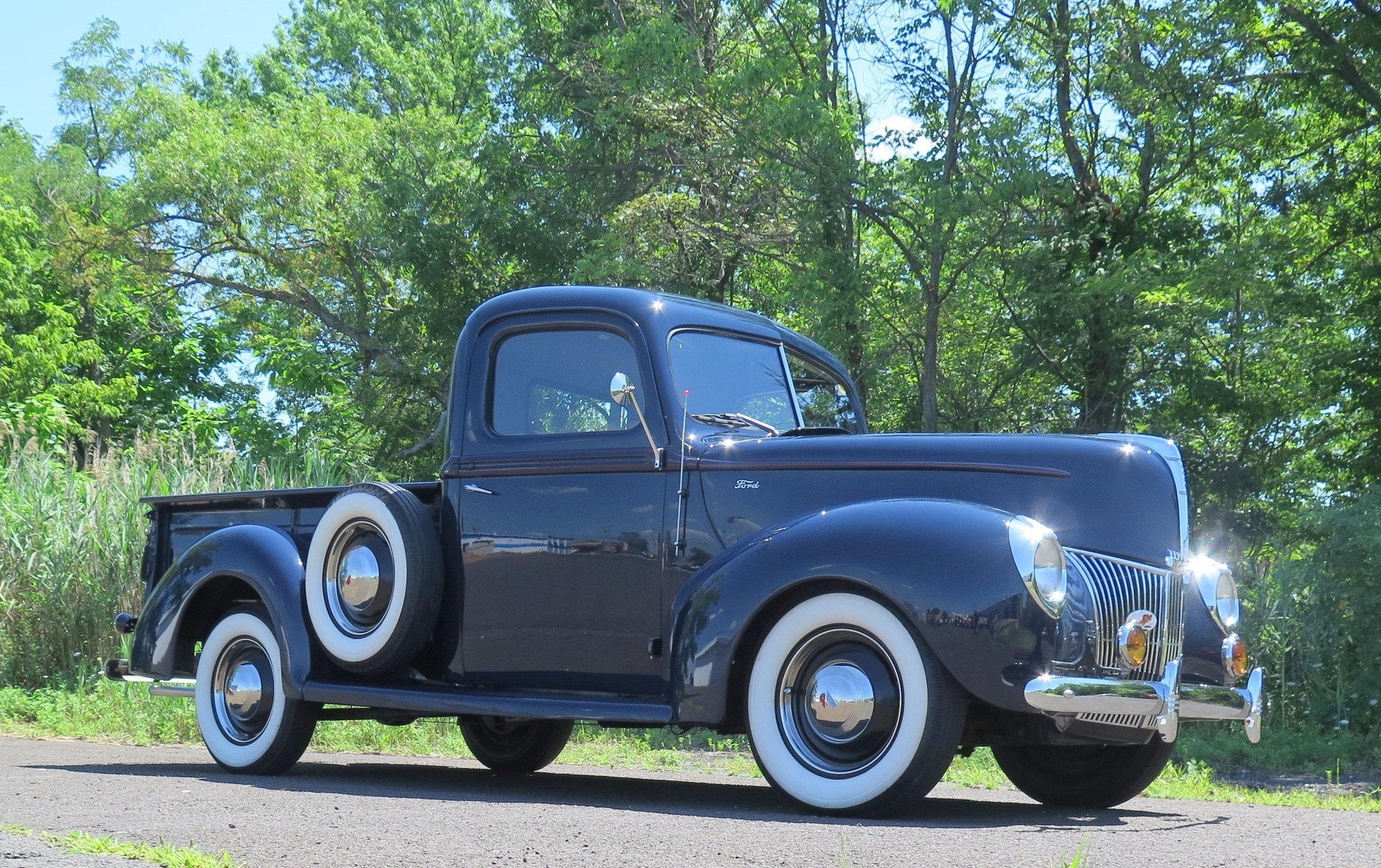 1940 ford pickup
