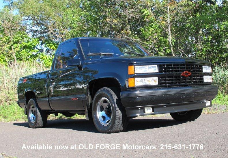 1991 Chevrolet 454 SS