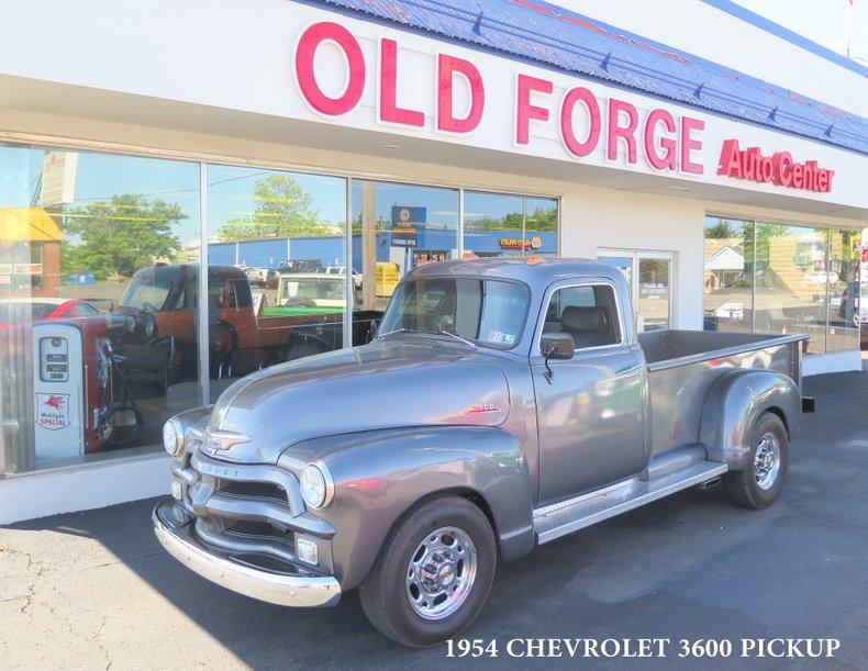 1954 Chevrolet 3600 Pickup