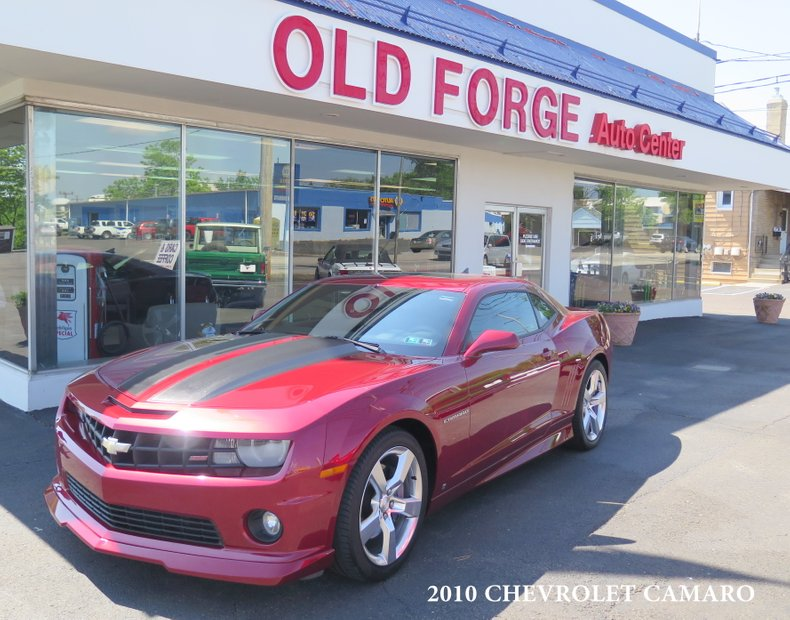 2010 Chevrolet Camaro SS For Sale