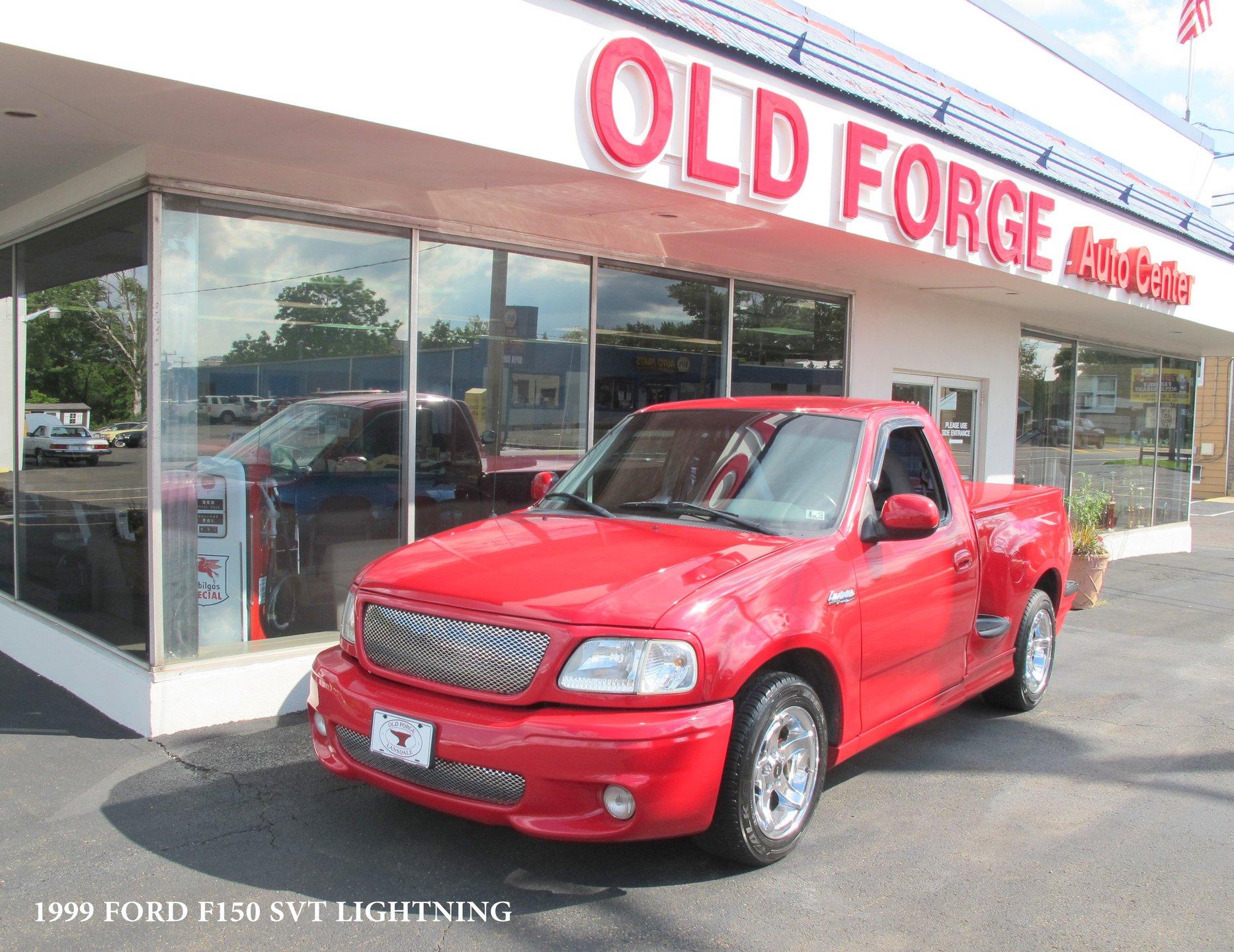 1999 ford f150 lightning