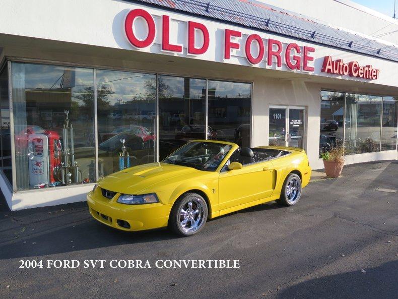 2004 Ford Cobra