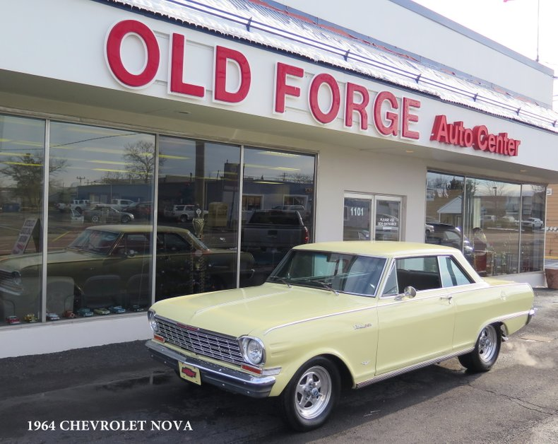1964 Chevrolet Chevy II For Sale