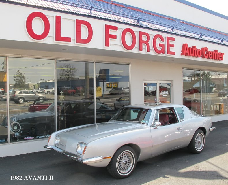 1982 Studebaker Avanti II For Sale