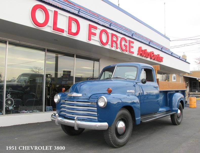1951 Chevrolet 3800