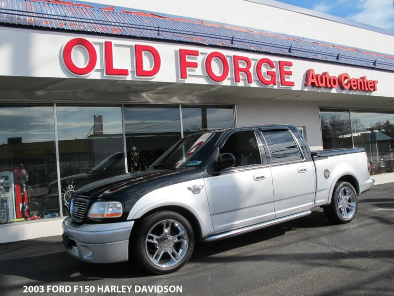 2003 Ford F150 Harley Davidson For Sale