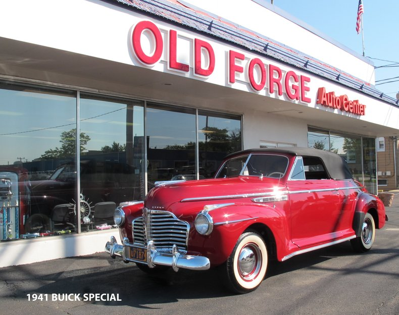 1941 Buick Special Convertible For Sale