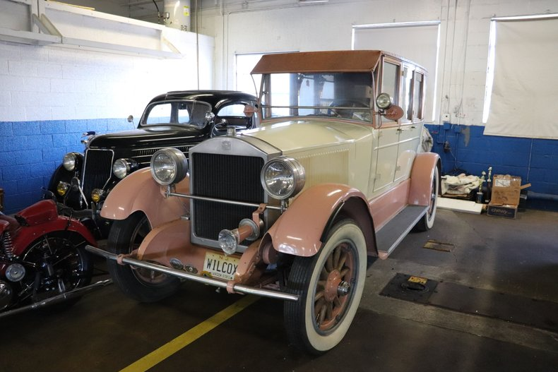 1923 Stanley Steamer Limo