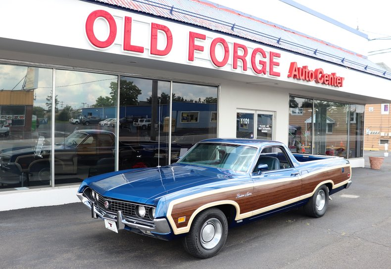 1970 Ford Ranchero Squire 429