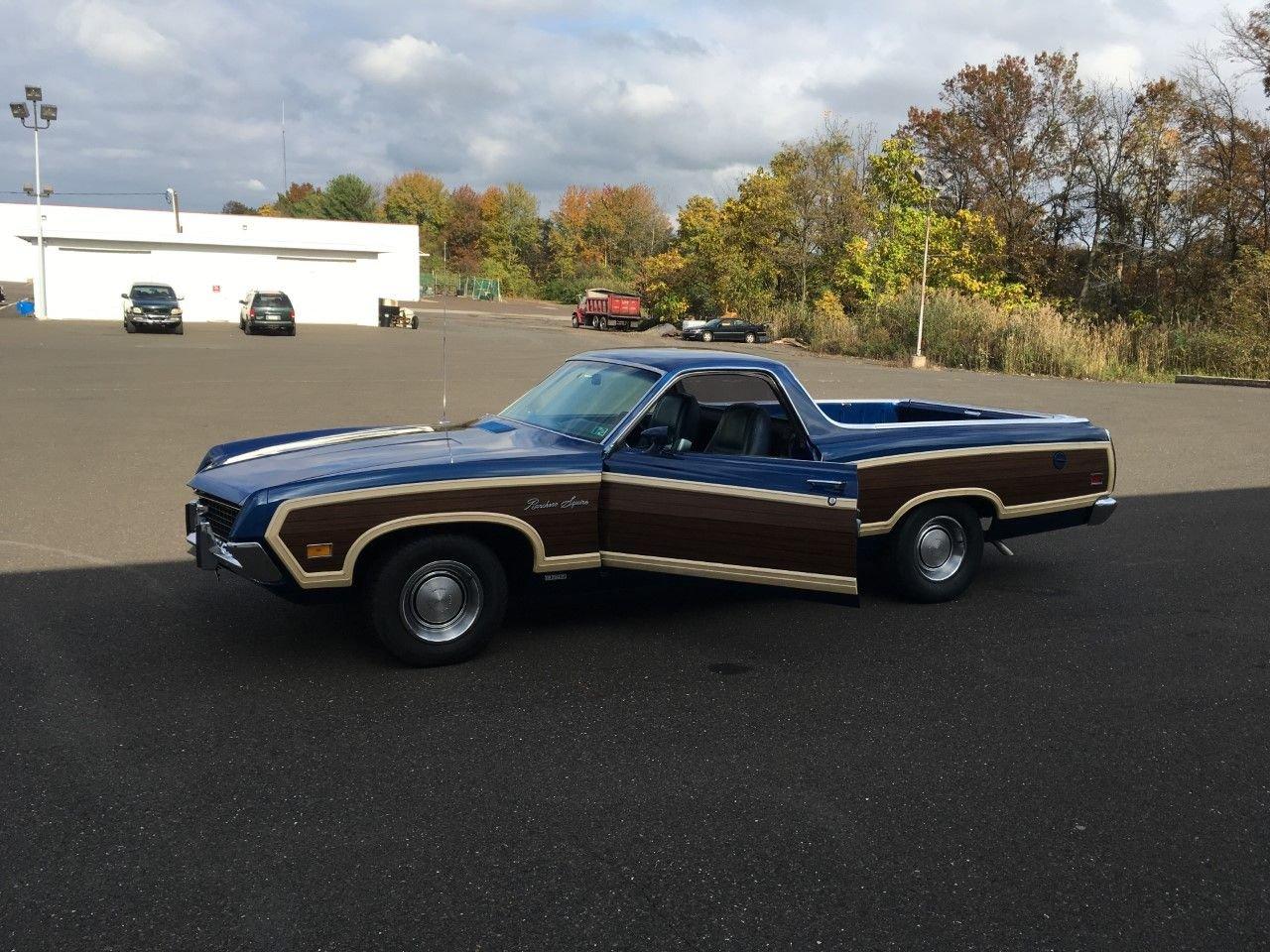 1970 ford ranchero squire 429