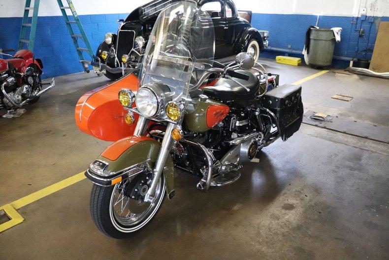 1981 Harley Davidson Heritage
