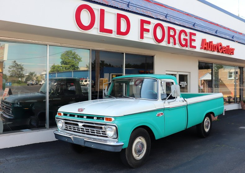 1966 Ford F250 CAMPER SPECIAL