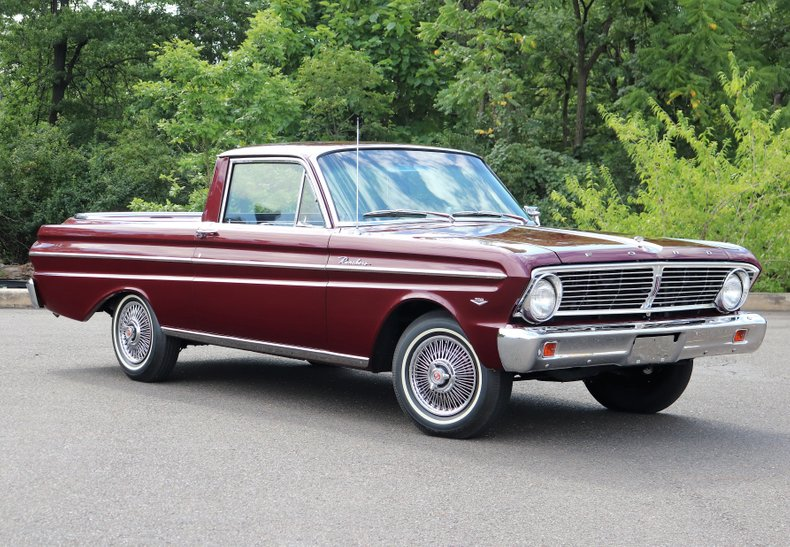 1965 Ford Ranchero Deluxe