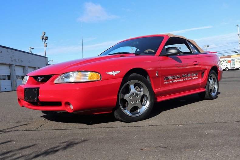 1994 Ford Mustang Pace Car